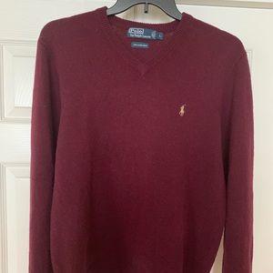 Polo Ralph Lauren lamb wool sweater